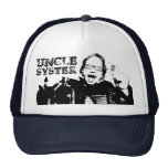 Uncle Cyst Mesh Hat