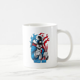 Uncle Dead wants You Classic White Coffee Mug