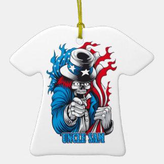 Uncle Dead wants You Ornament