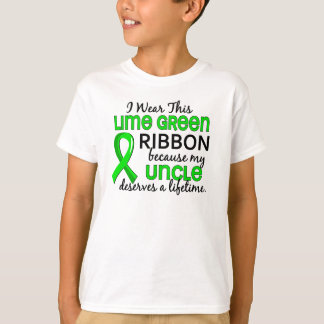 Uncle Deserves Lifetime Lymphoma T-Shirt
