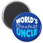 Uncle Gift Fridge Magnet