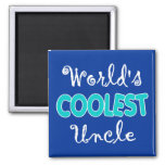 Uncle Gift Refrigerator Magnet