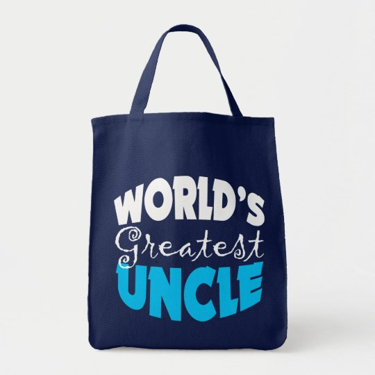 Uncle Gift Tote Bag