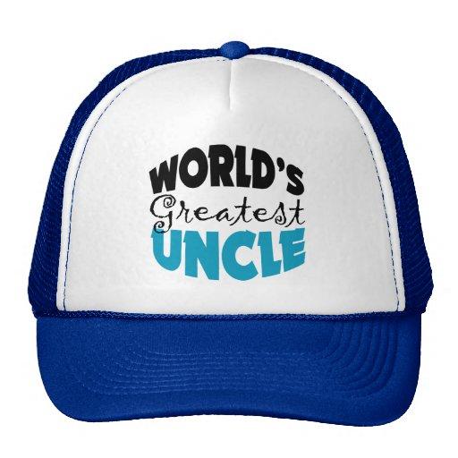 Uncle Gift Trucker Hats