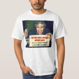 Uncle Gregory White T-Shirt