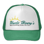 Uncle Henry's Cap Mesh Hat