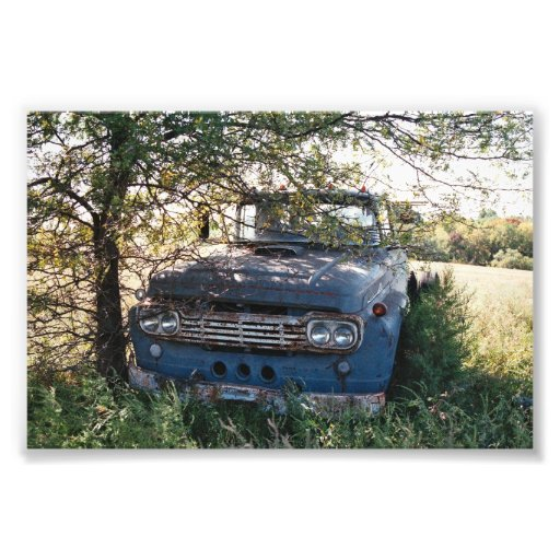 Uncle Henry's Ford 1 Photo Print