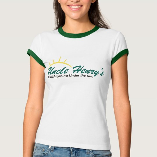 Uncle Henry's Ladies T-Shirt