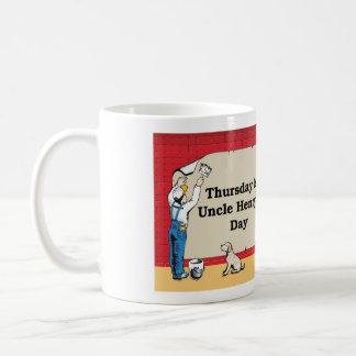 Uncle Henry's Thursday Mug