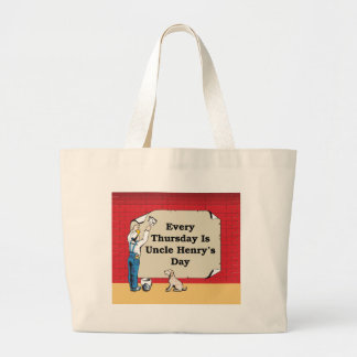 Uncle Henry's Thursday Tote