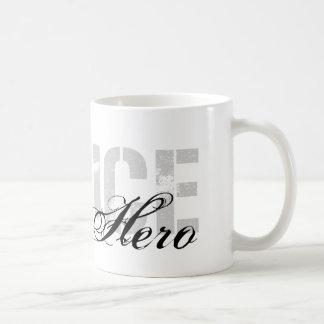 Uncle Is My Hero - POLICE Coffee Mug