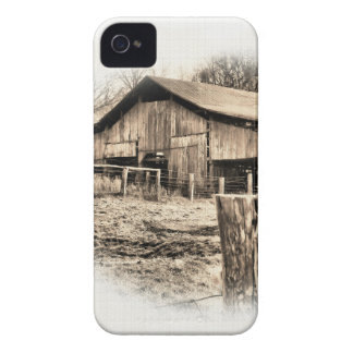 uncle judd's backyard iPhone 4 Case-Mate case