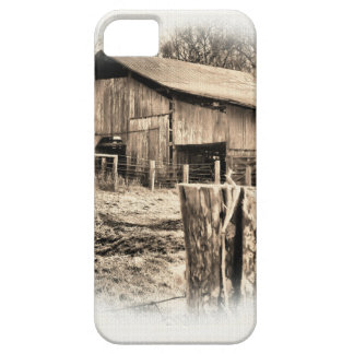 uncle judd's backyard iPhone SE/5/5s case
