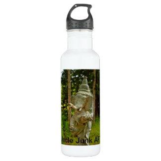 Uncle Junk ART 24oz Water Bottle