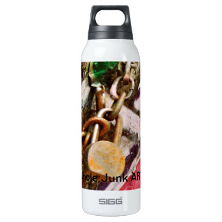 Uncle Junk ART Thermos Water Bottle