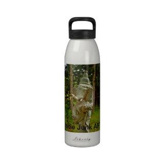 Uncle Junk ART water bottle