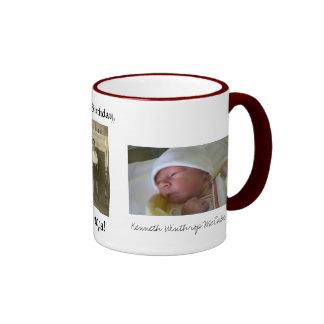 Uncle Ken bday mug