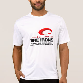 Uncle Leo's Tire Irons 4 Generations Athletic T-Shirt