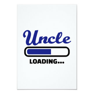 Uncle loading card