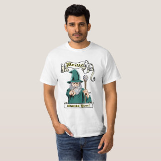 Uncle Merlin T-Shirt