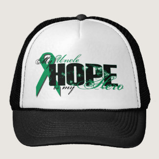 Uncle My Hero - Kidney Cancer Hope Trucker Hat