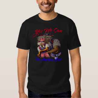 Uncle Obama, Yes We Can Take Back America Shirt