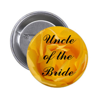 Uncle of the Bride Pin