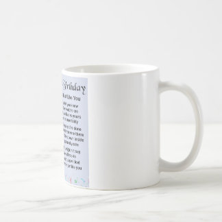Uncle Poem - 21st Birthday Coffee Mug