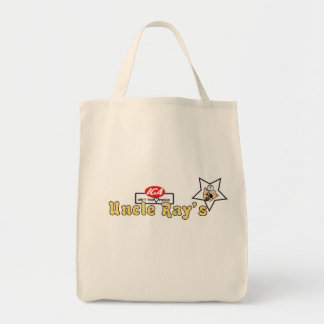"""Uncle Ray's IGA """"Ain't Too Proud"""" Grocery Tote Grocery Tote Bag"""