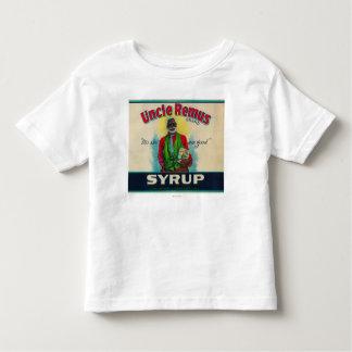 Uncle Remus Syrup LabelCairo, GA Toddler T-shirt