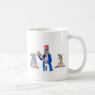 Uncle Sam 2 Coffee Mug