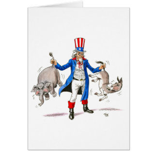 Uncle Sam 3 Card