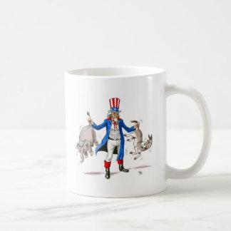 Uncle Sam 3 Coffee Mug