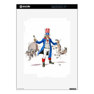 Uncle Sam 3 iPad 2 Skins