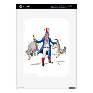Uncle Sam 3 iPad 3 Skin