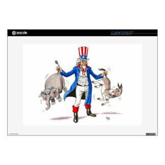 Uncle Sam 3 Laptop Skins