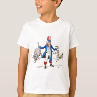 Uncle Sam 3 T-Shirt