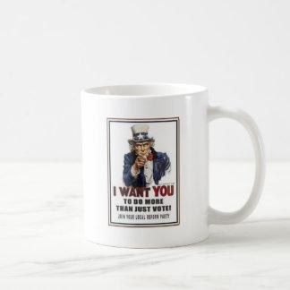 Uncle Sam 4 Coffee Mug