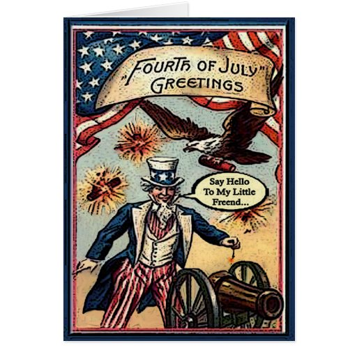 Uncle Sam 4th card