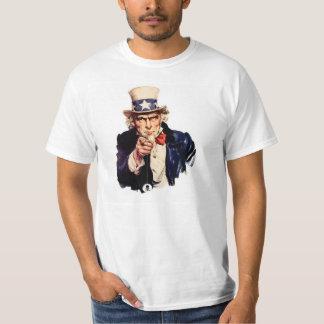 Uncle Sam and the yo yo of death Shirt