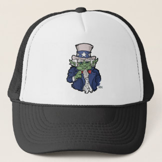 Uncle Sam Apparel Trucker Hat