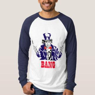 Uncle Sam Bangs T Shirt