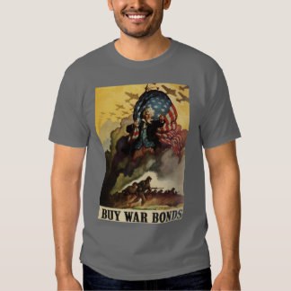 Uncle Sam Buy War Bonds Shirt