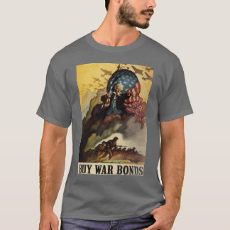 Uncle Sam Buy War Bonds T-Shirt