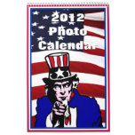 Uncle Sam Calendar
