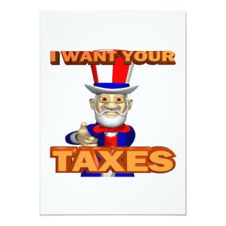 Uncle Sam Card