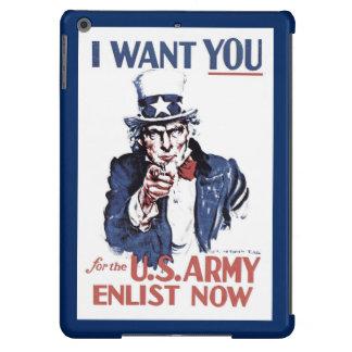 Uncle Sam iPad Air Cover