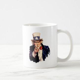 Uncle_Sam Coffee Mug