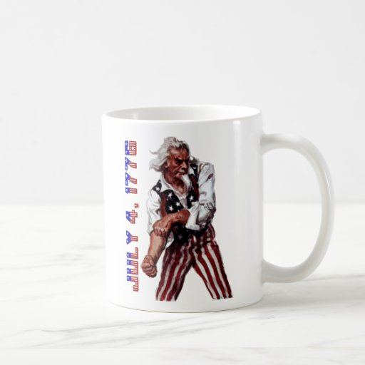 Uncle Sam Coffee Mugs