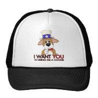 Uncle Sam Corgi Hat